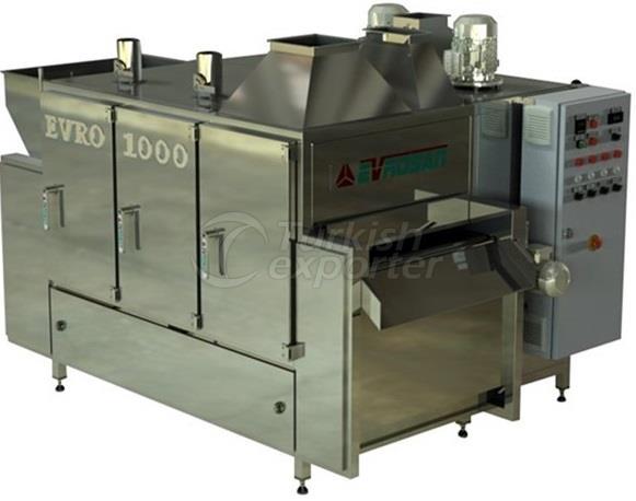 Low Capacity Nut Roasting Machines