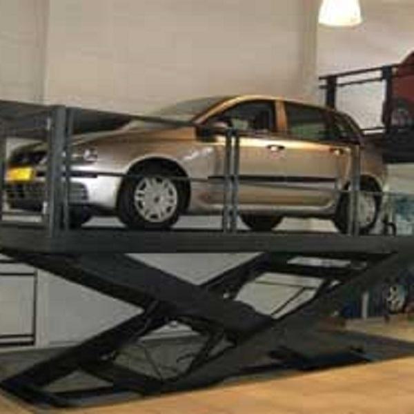 Scissor-type Car Lifting Platform _2_