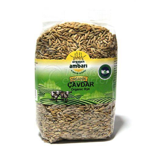 Organic Rye 500 Gr
