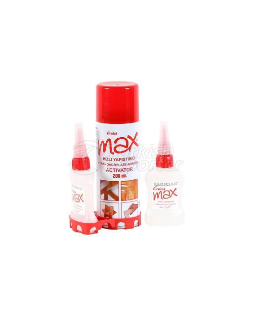 Fast Adhesive 200 Ml - Max Ozturk