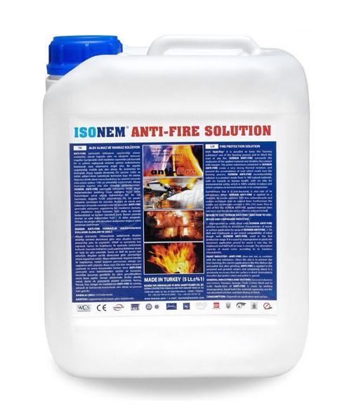 ISONEM ANTI-FIRE SOLUTION