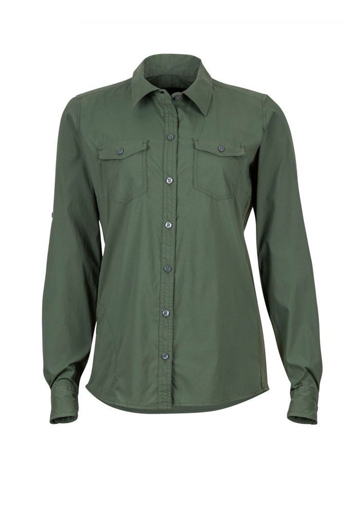 Women Shirt - Green