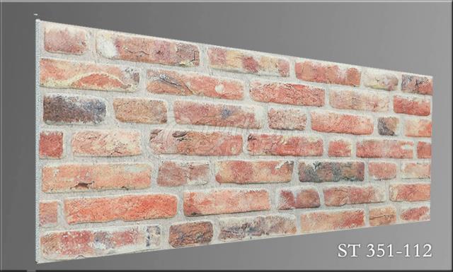 Wall Panel Strotex Brick 351-112