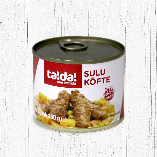 Canned Meatballs