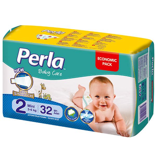 Perla Baby Diaper Mini