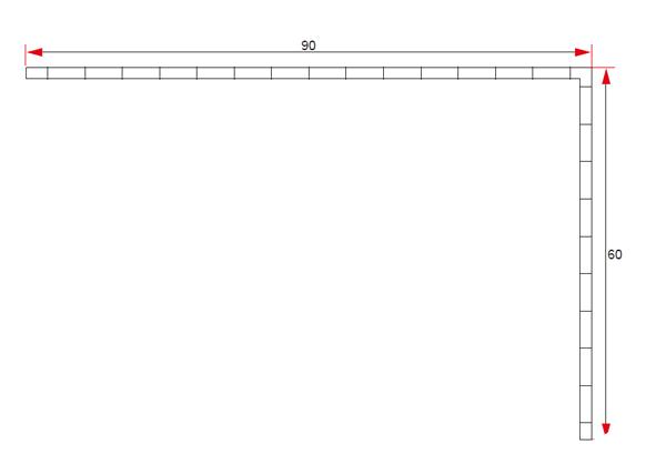 60x90 Moldings Profile