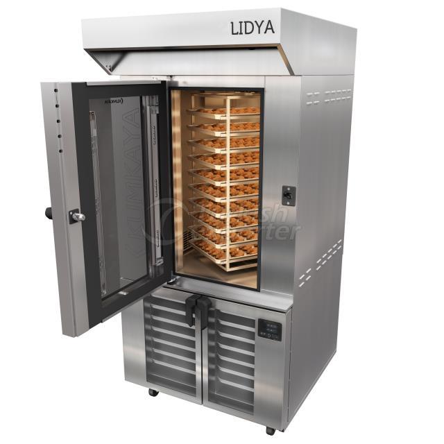 Rotary Convection Ovens - LIDYA 24