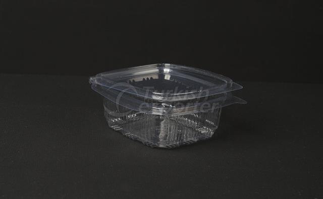 Rectangular Sealing Containers
