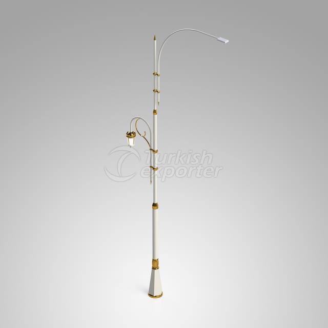 Decorative Lighting Pole ISIN-3013