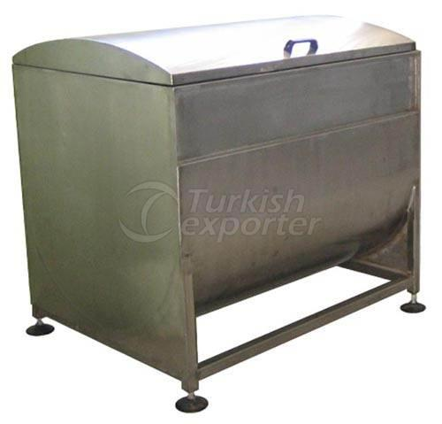 Oil Melting Tank 500kg VM.021