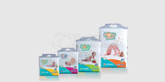 Boss Baby Diapers