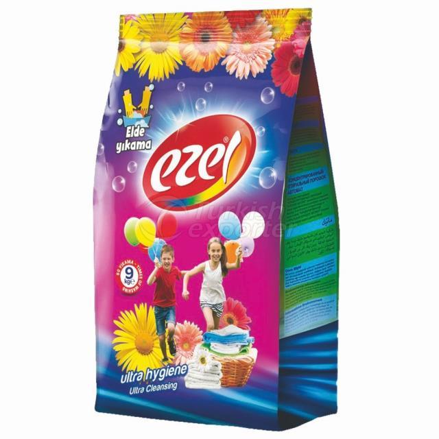 Ezel High Foam Powder Detergent 9 Kg