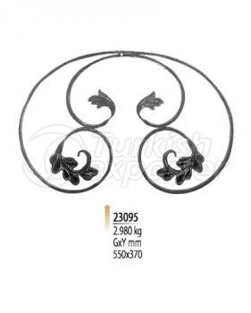C - S Scrools 23095