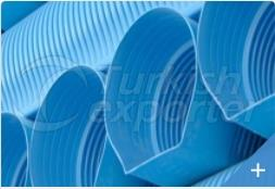 200mm Tunnel Type Drainage Pipes