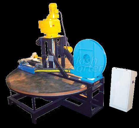 ALUMINIUM GRANULE CASTING MACHINE