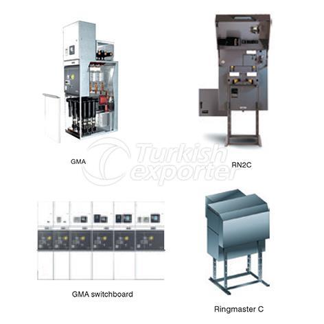 GIS Type Metal Enclosed Switchgear GMA