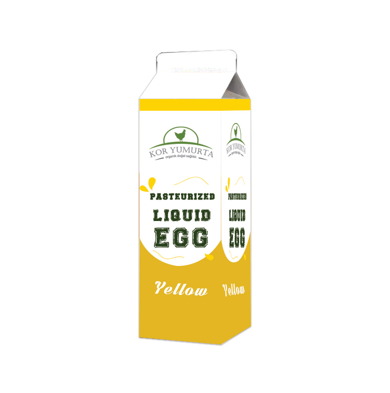 Pasteurized Egg Yolk