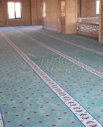 سجادة مسجد الاكريليك