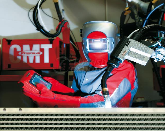 CMT Advance Robot  Welding