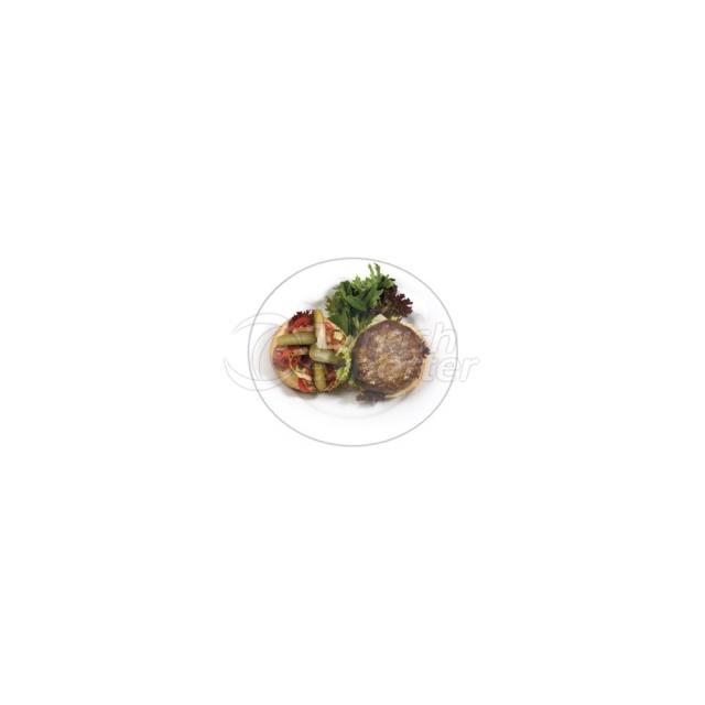 Bereket Hamburger Meatballs