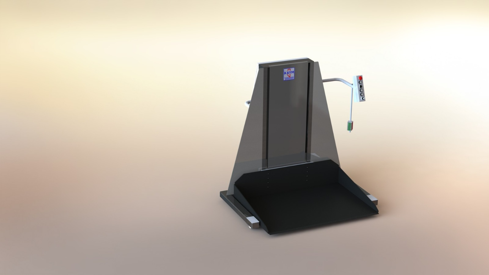 Pallet Liftin Machine