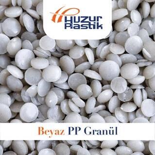 White PP Granule
