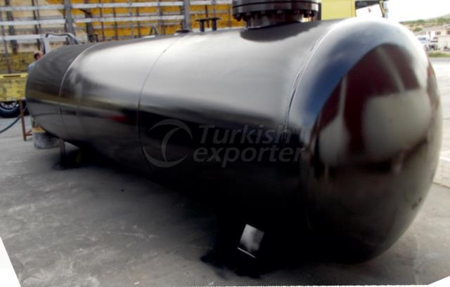 LPG Stok Tankı