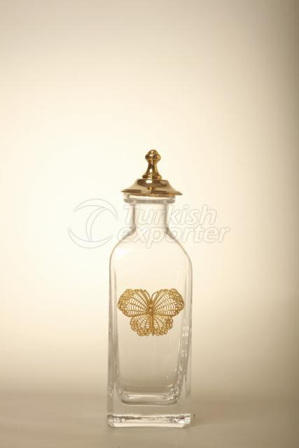 Bottle With Butterfly 1AU-012