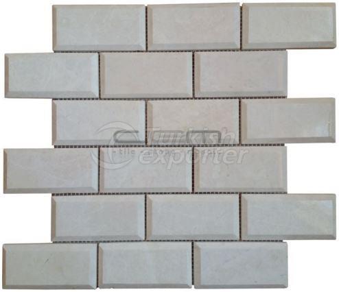 Bevelled Edge Mosaic CEM-BE-MOS-35-04