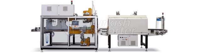 Front Feed Welded Shrink Machine