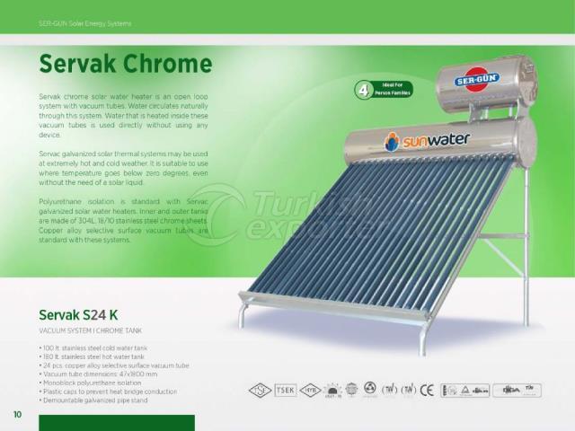 Énergie solaire Servak S24K