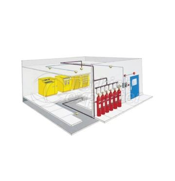Automatic Gas Extinguishing Systems