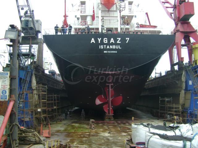 Vessel Repair