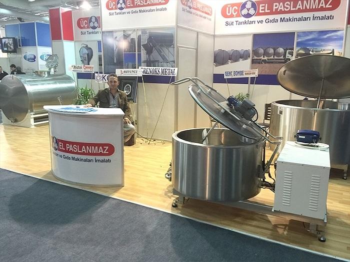 Vertical Cooling Tanks 300 LT