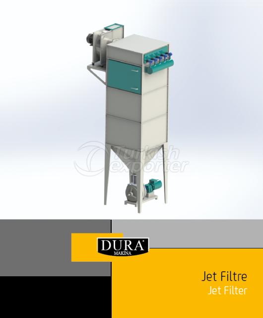 Jet Filtre