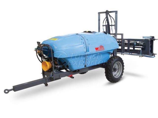 Sprayer Trailed Type TT-1000