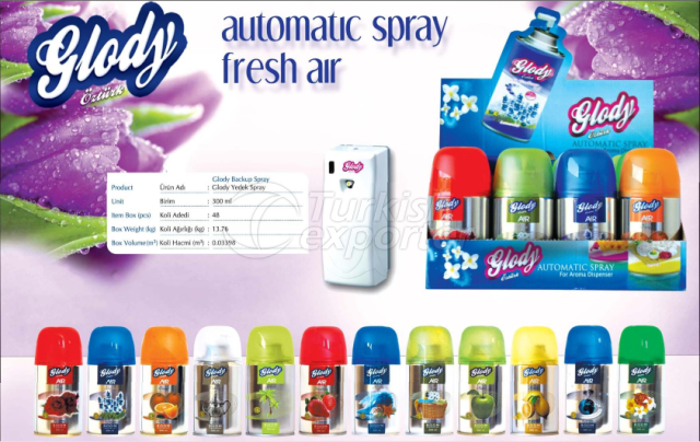 Airfreshener Dispenser Automatic