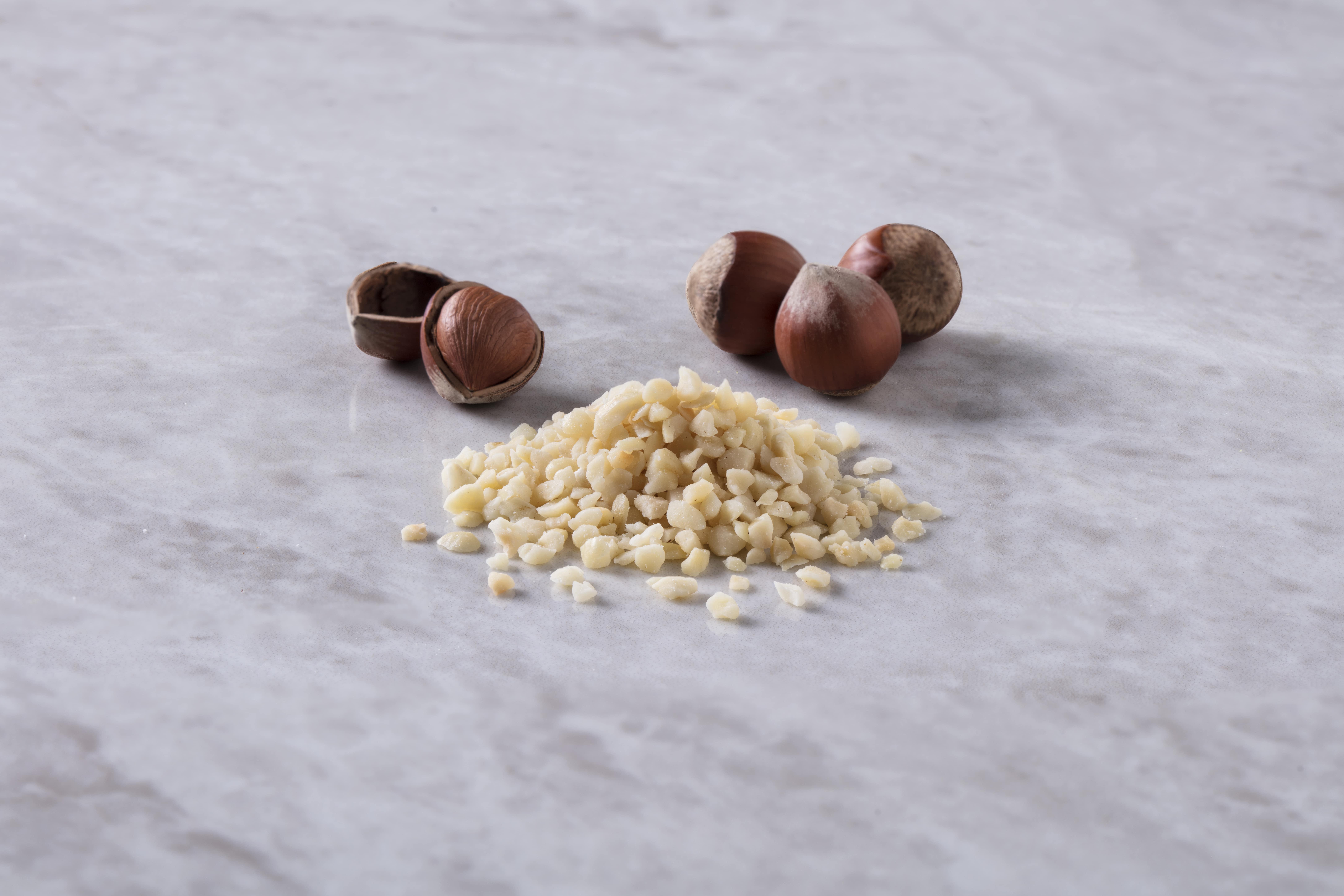 Roasted Diced Hazelnut