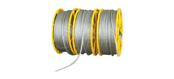 Pilot Rope and Connecting Equipment