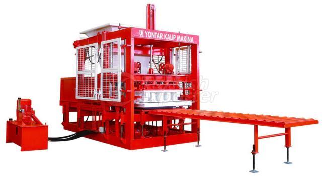 Concrete Blockmaking Machines KPM-25