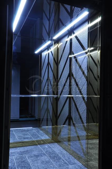 Cabina elevadora Yukselis - Gambusya