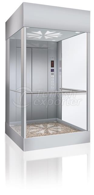 Elevator Cabin IDA KBN 22