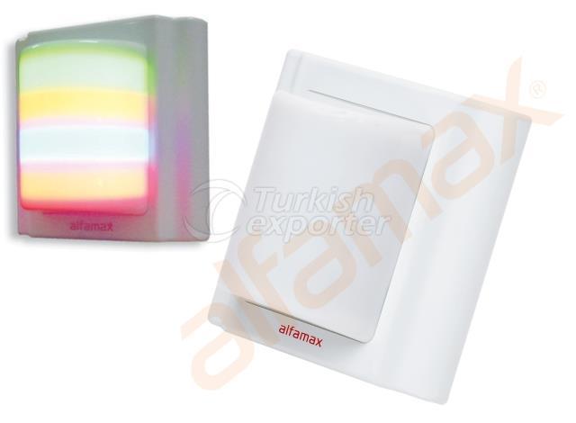 Color Warning Lamp AL 0403-4
