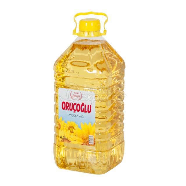 Aceite de girasol 4.5lt