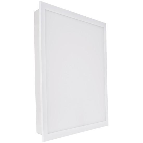Recessed - Panel, 595x595x55mm