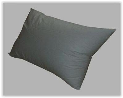Almohadas lisas