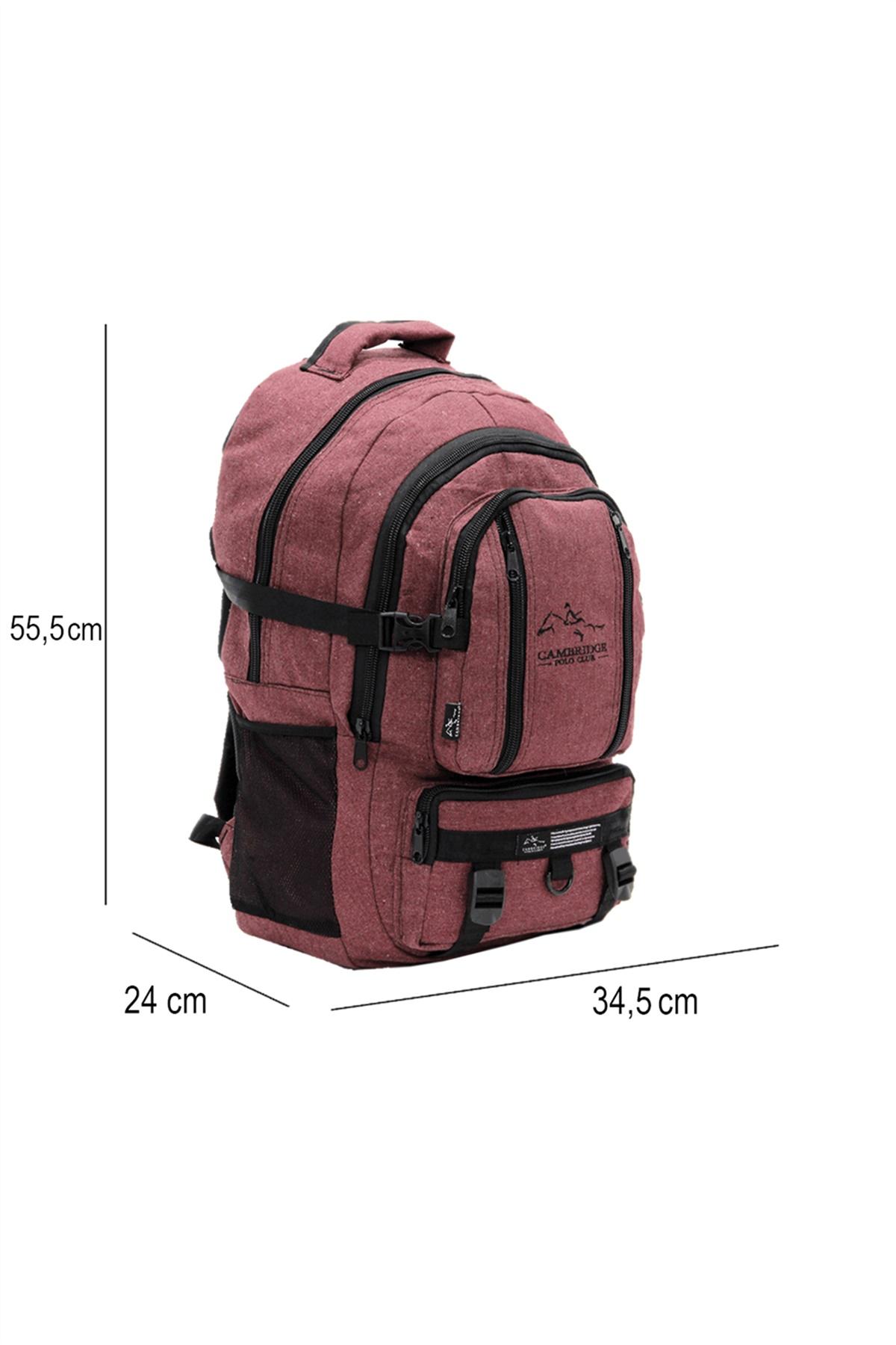 Cambridge Polo Club Mountaineer Backpack
