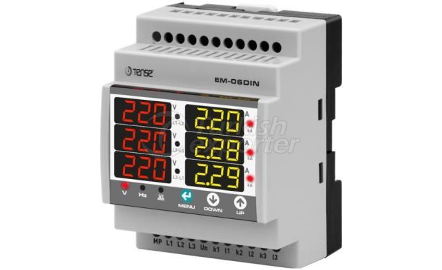 Digital Measuring Instruments EM-06DI
