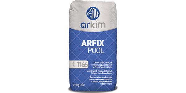 Arkim Arfix Pool Su İzolasyonu Yapıştırma Harcı