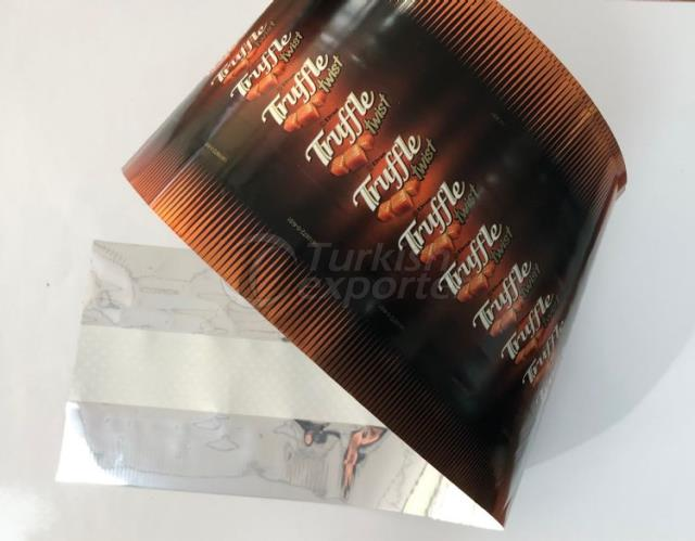 PVC Metallized
